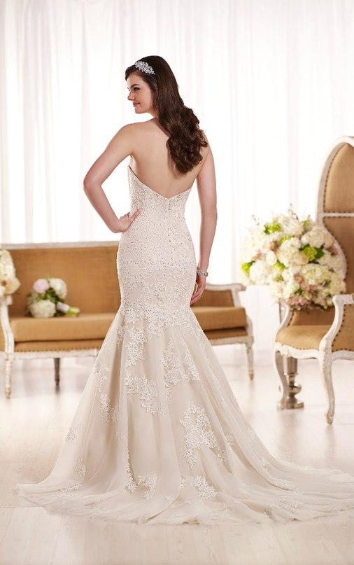 3ea dMaLBKw - Свадебное платье: коллекция 2016 Essense