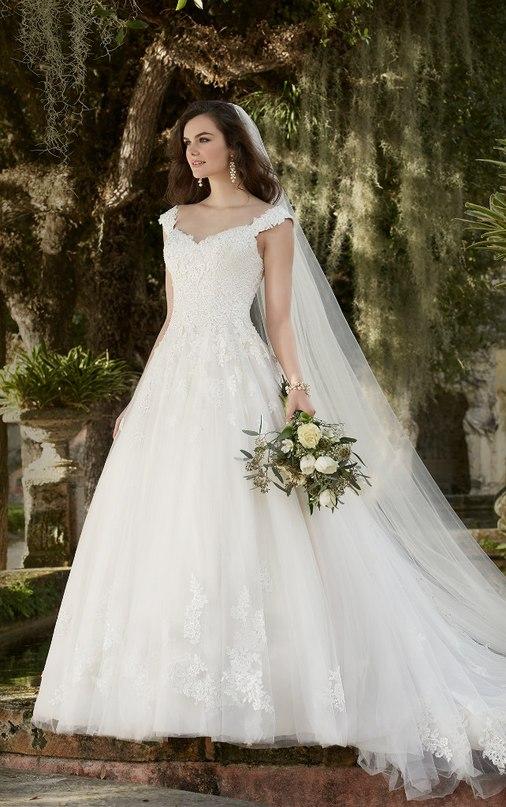 Cr08NV1I Lo - Свадебное платье: коллекция 2016 Essense