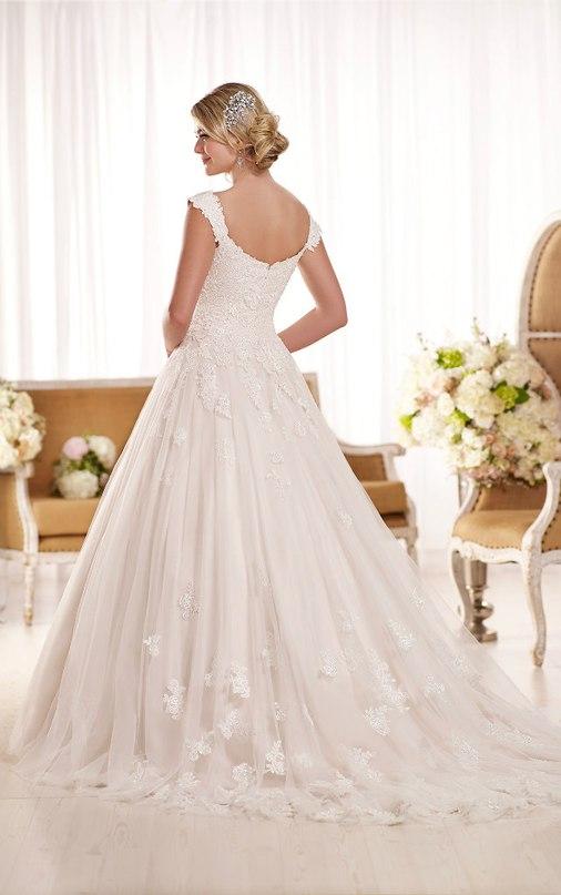 LBnS6jsQ Zw - Свадебное платье: коллекция 2016 Essense