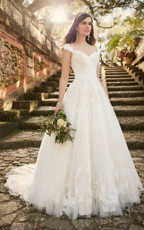 Hz9nDoJ0mjc - Свадебное платье: коллекция 2016 Essense