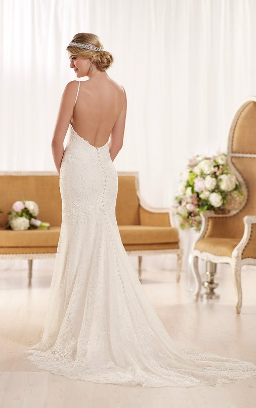 v jMZ6oJjZk - Свадебное платье: коллекция 2016 Essense