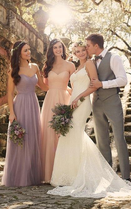 7gUve9dKMEU - Свадебное платье: коллекция 2016 Essense