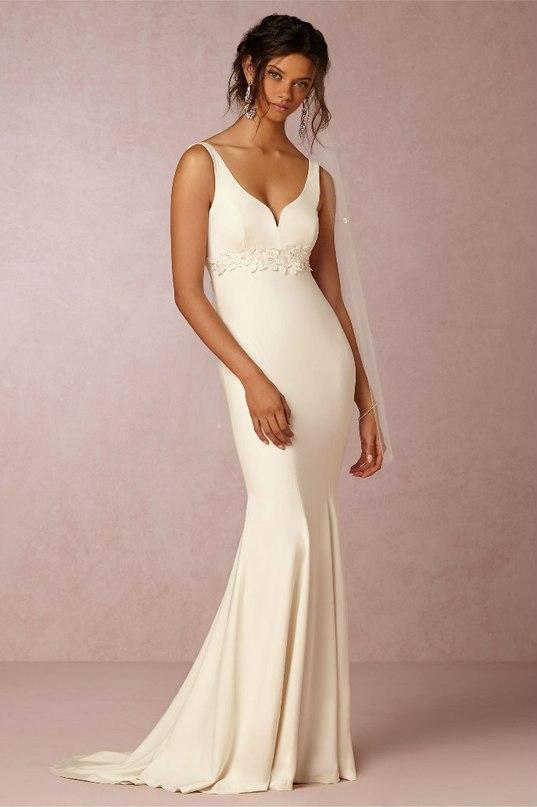 5dxF1f6LVco - Свадебные платья 2016 от бренда BHLDN