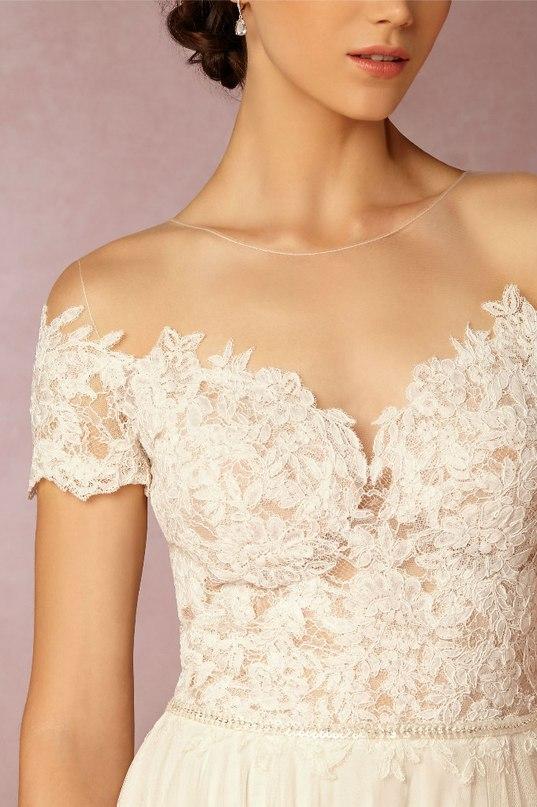zXTVML MKg0 - Свадебные платья 2016 от бренда BHLDN