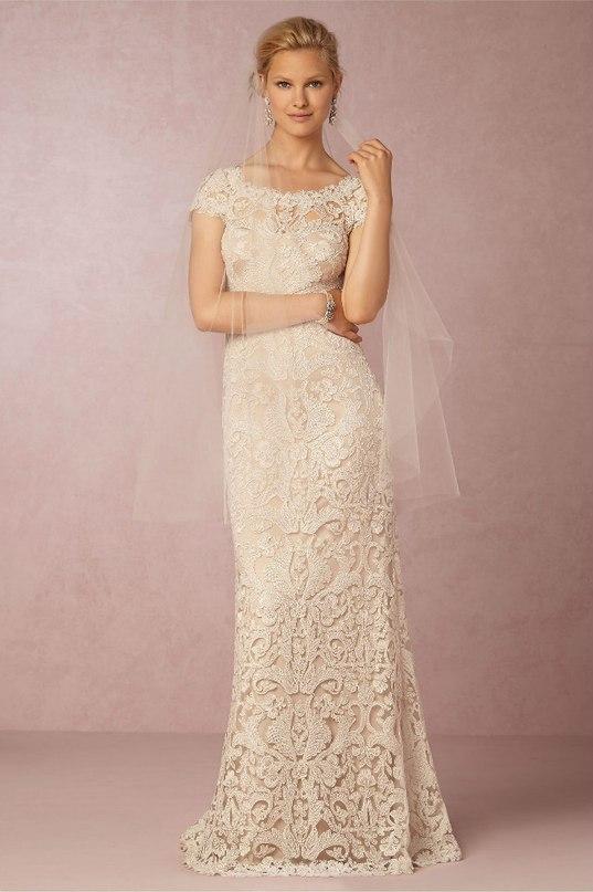 XP43HGl VQc - Свадебные платья 2016 от бренда BHLDN