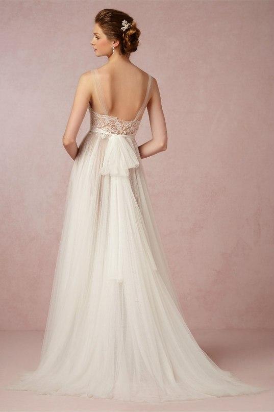 ZO SOEa19cs - Свадебные платья 2016 от бренда BHLDN
