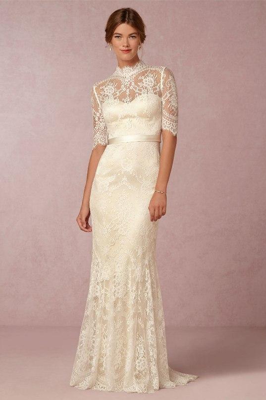 nvxZwHibsFc - Свадебные платья 2016 от бренда BHLDN