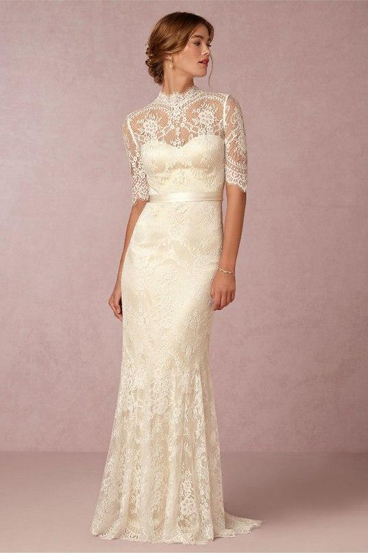 leZ6o9 UGXk - Свадебные платья 2016 от бренда BHLDN
