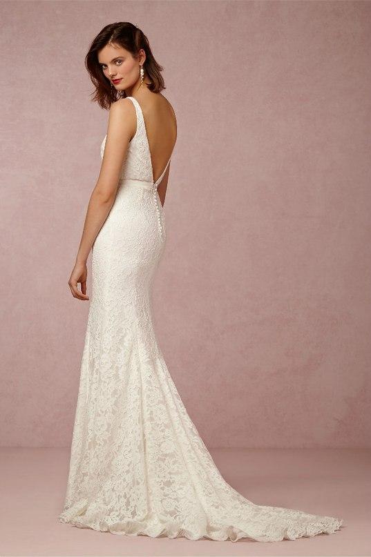 JI5WNo1Pw3s - Свадебные платья 2016 от бренда BHLDN