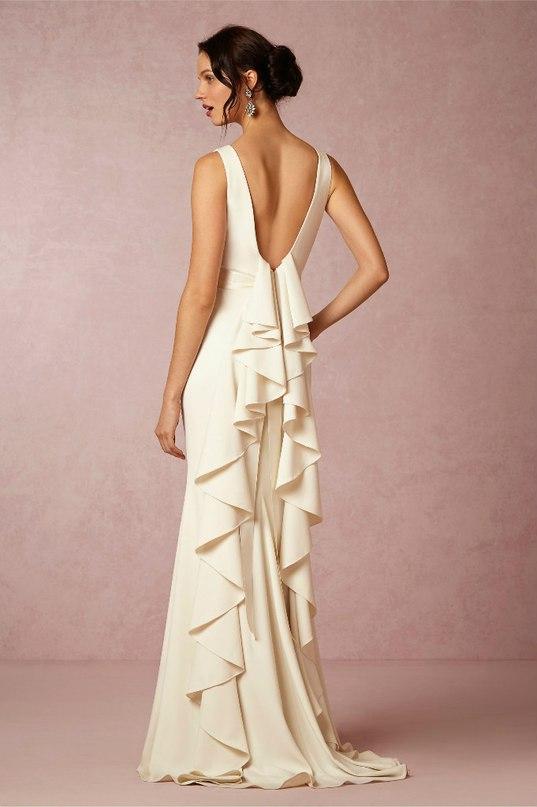 U3xye8XcuTw - Свадебные платья 2016 от бренда BHLDN