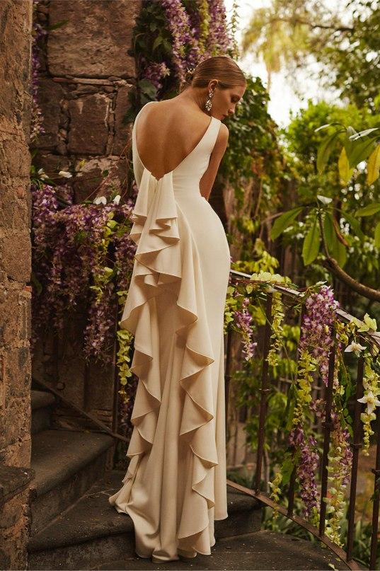 Свадебные платья 2016 от бренда BHLDN. Обзор новинок свадебных платьев 2016.
