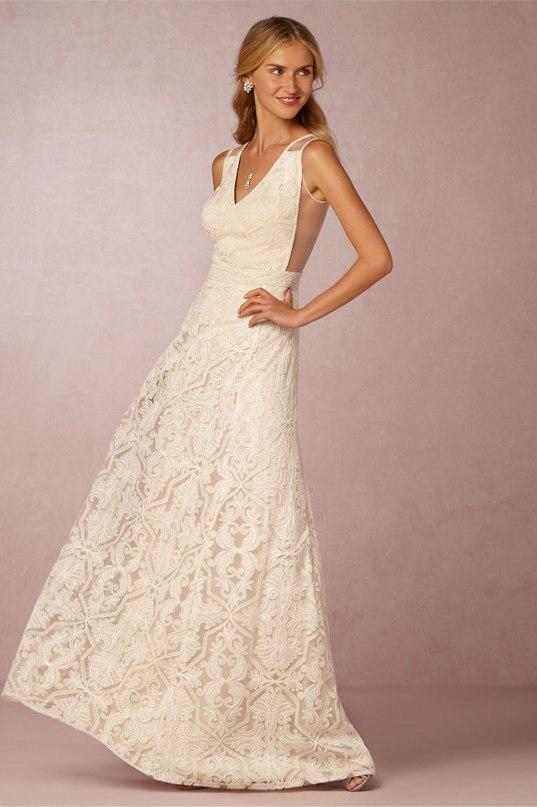 PB22azngtls - Свадебные платья 2016 от бренда BHLDN