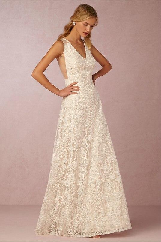 2 kHEgO mKQ - Свадебные платья 2016 от бренда BHLDN