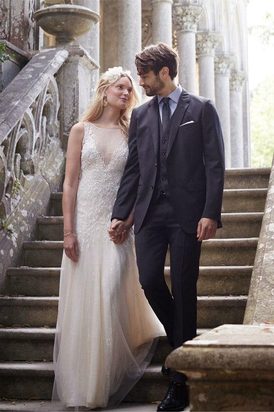 I XNNxHNai0 - Свадебные платья 2016 от бренда BHLDN