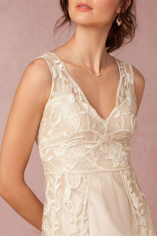 HICE42YmioA - Свадебные платья 2016 от бренда BHLDN