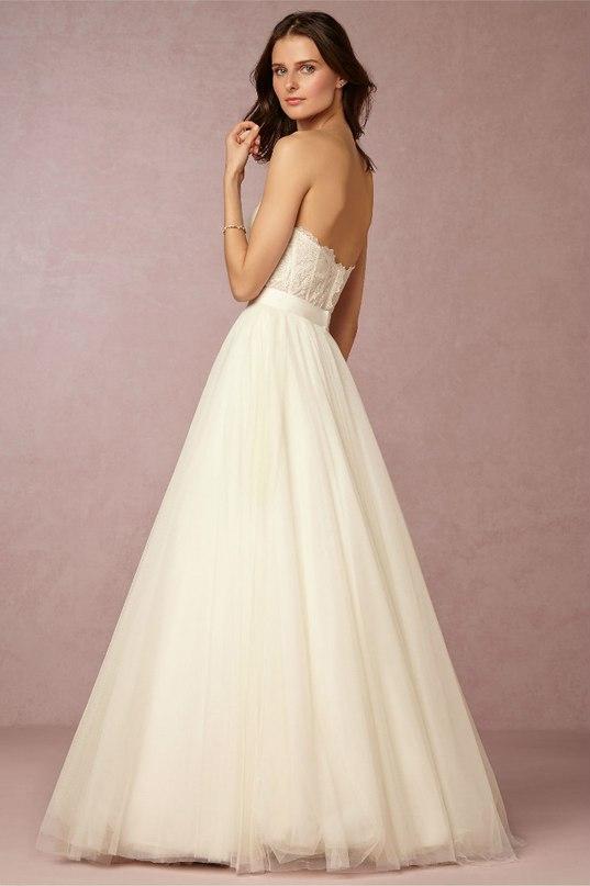 d3LJY2HvOe4 - Свадебные платья 2016 от бренда BHLDN
