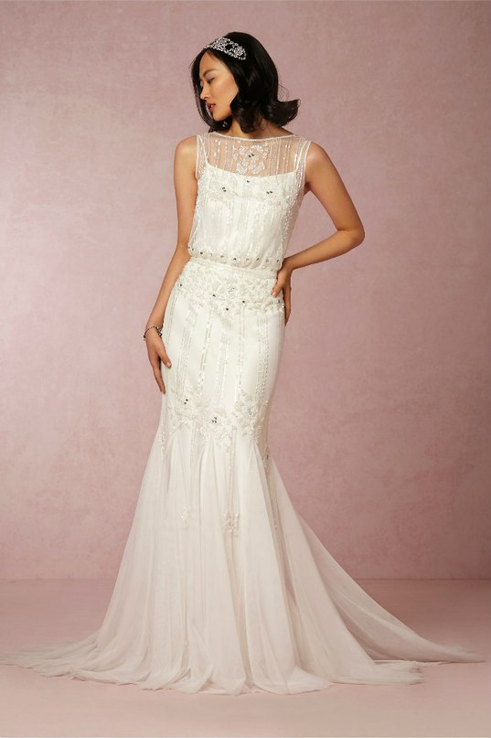 vZrID7FDd c - Свадебные платья 2016 от бренда BHLDN