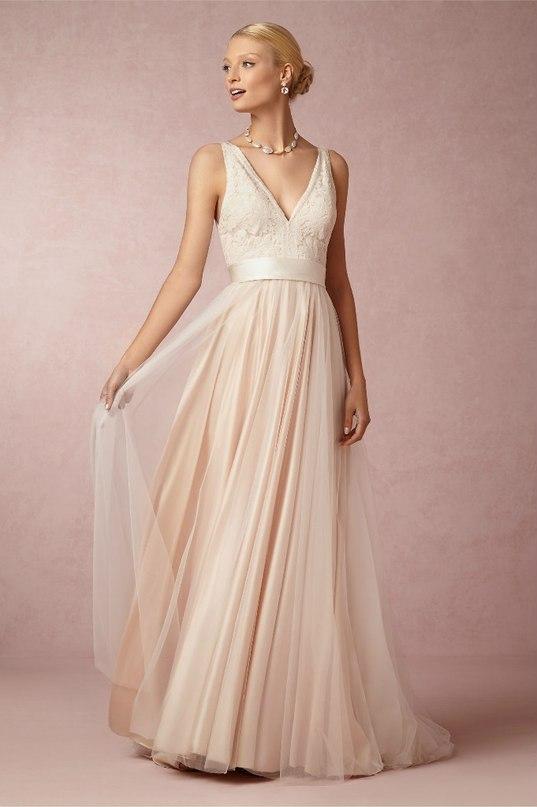 ur38elbCczw - Свадебные платья 2016 от бренда BHLDN