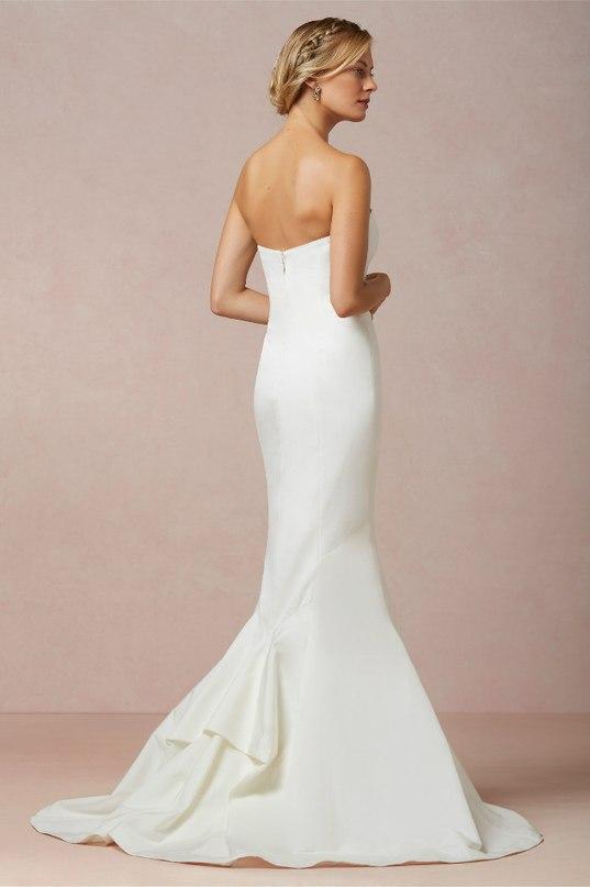 MSPjgI6NoeQ - Свадебные платья 2016 от бренда BHLDN