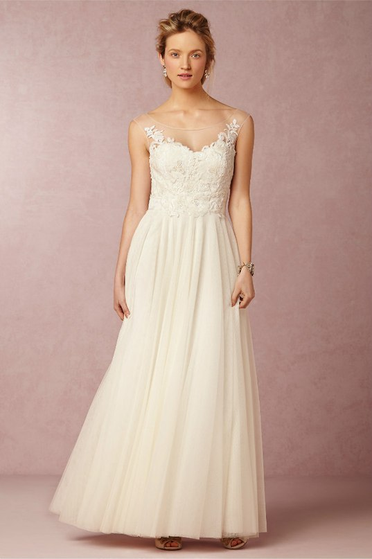 0QMzpP0CTQQ - Свадебные платья 2016 от бренда BHLDN