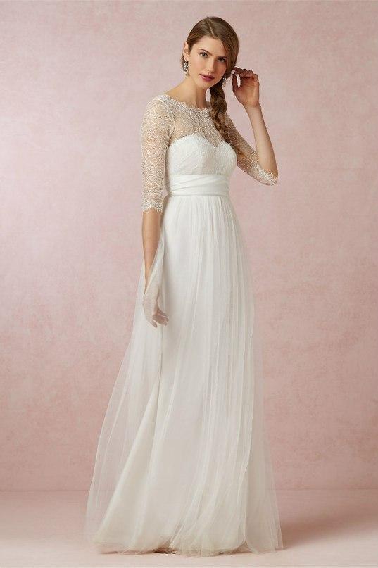 piUG9ALdLBs - Свадебные платья 2016 от бренда BHLDN