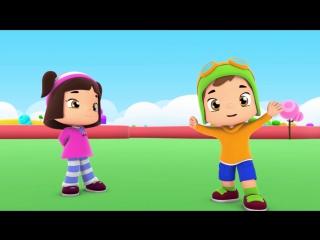 Лелико развивающие мультики- Что с чем сочетается игры для детей мультик про робота Бузи