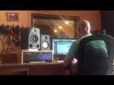 Запись вокала с вокалистом Elitist и Lizard Minelli