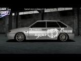 «Запретные гонки» под музыку GanGuBaS - Тазы валят (теги: новинка новый рэп реп про авто машины автоваз гонки жигули  2014 2015