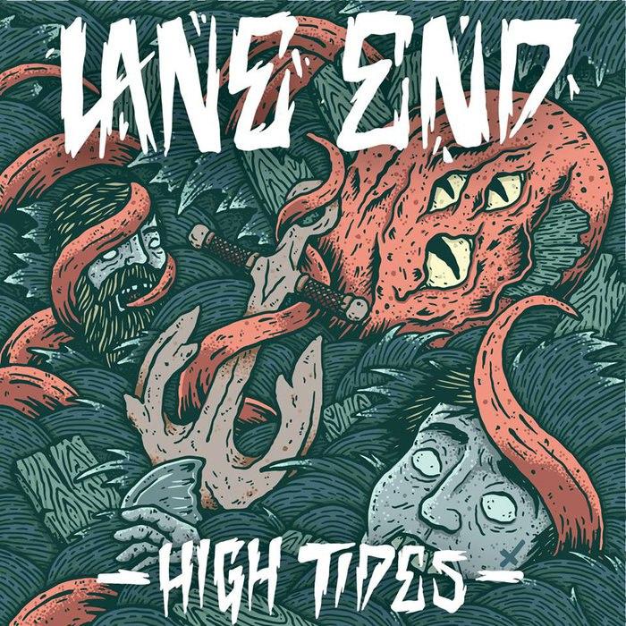 Lane End - High Tides [EP] (2015)
