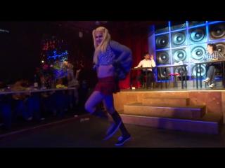 Милашка Кати и танцоры go-go (Britney Spears) ...Baby one more time СТМ-Ультра (Нижний Новгород)