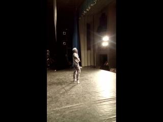Зебра в танцах #SFEDUDANCE