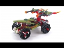 LEGO Chima 70135 Craggers Fire Striker review! Summer 2014