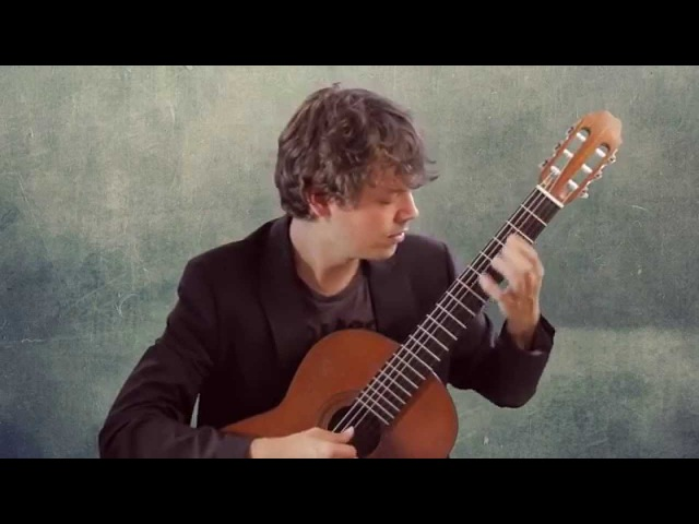 Franz Schubert: Ave Maria, Classical guitar (Uros Baric)
