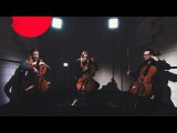 Apocalyptica Bittersweet (acoustic live at Nova Stage - 4K)