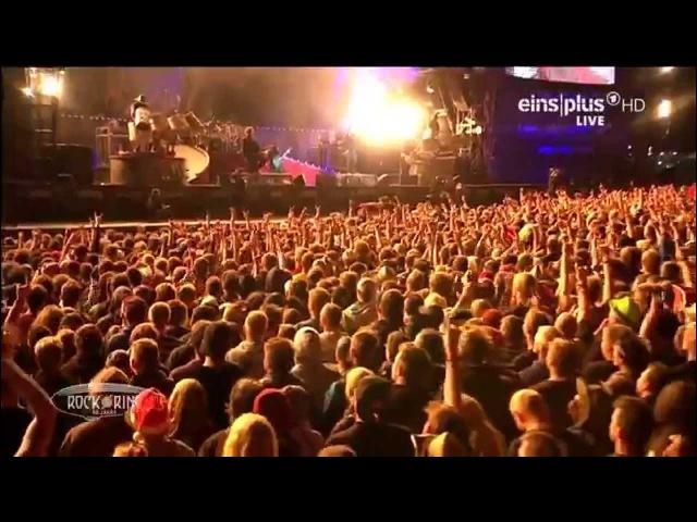 Slipknot Custer Live At Rock Am Ring 2015