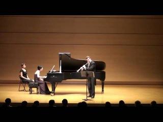 S. Prokofiev: Flute Sonata, op. 94. IV. Allegro con brio