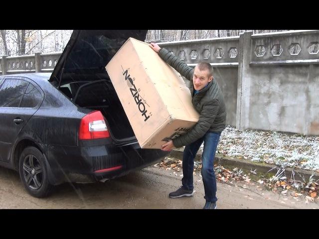 МЕГА ОГРОМНАЯ посылка! 25 кг. Лось часть 1 (Losi 5t)