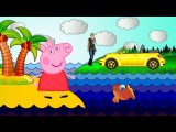 Мультики с Машей. Свинка Пеппа. Мультфильмы про машинки, игрушки и мамино солнышко