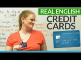 Learn Real English - How to pay with DEBIT or CREDIT CARDS