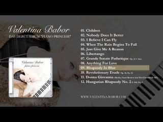 Valentina Babor Rhapsody In Blue