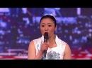 Rong Niu - America's Got Talent 2013 Season 8 Week 3 Auditions