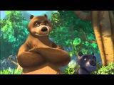 Мультфильм Маугли 2 серия. Черные пчелы