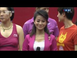 2013 World Women's Attack-Chop Competition 1/2 [HD] [Chinese]