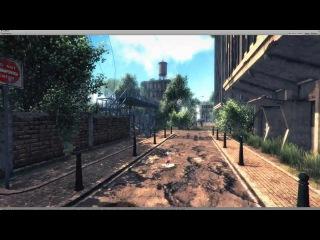 AMO F 15 demo in Unity 3d