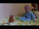 Говорящий хомяк учит ребёнка говорить