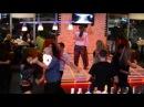 Танцы в Симферополе bachata  вечеринка в Мураками 15.02.2015