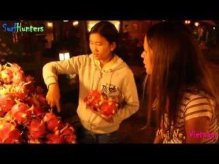 Вьетнамская еда Часть 9 такие фрукты продают во Вьетнаме, муйНе