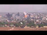 The full Battle of Kobani YPG &amp FSA vs ISIS. Heavy Urban Fighting and intense action.