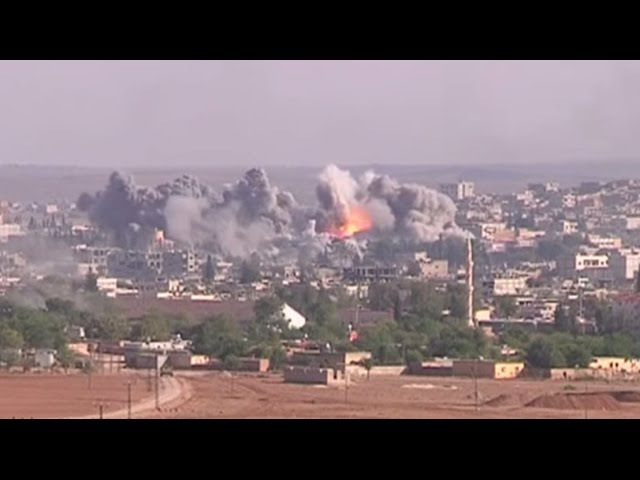 The full Battle of Kobani YPG FSA vs ISIS. Heavy Urban Fighting and intense action.