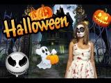 DIY 2 в 1: Как легко сделать макияж и костюм на Halloween!